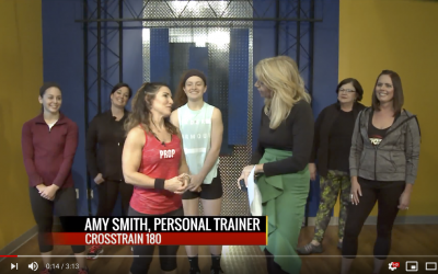 Fox 2 9am Warrior Women Training