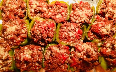 Clean Stuffed Peppers Recipe